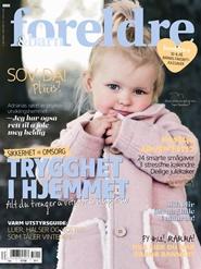Tidningen Foreldre & Barn 3 nummer