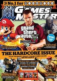 Tidningen Gamesmaster 13 nummer