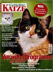 Tidningen Geliebte Katze 12 nummer