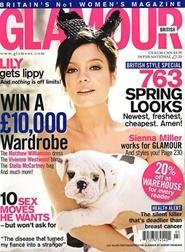 Tidningen Glamour 12 nummer