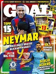 Tidningen Goal 12 nummer