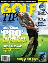 Tidningen Golf Tips 7 nummer