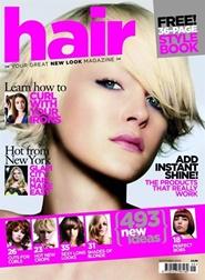 Tidningen Hair 12 nummer