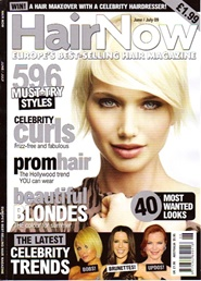 Tidningen Hair Now 6 nummer