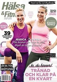 Tidningen Hälsa och Fitness 6 nummer