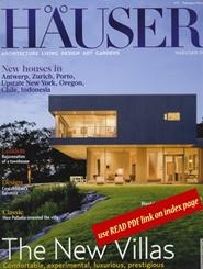 Tidningen Häuser 6 nummer