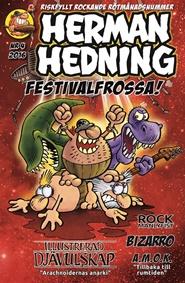 Tidningen Herman Hedning 3 nummer