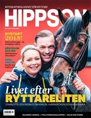 Tidningen Hippson Magazine 6 nummer