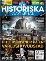 Tidningen Historiska Ögonblick 2 nummer