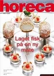 Tidningen Horeca 8 nummer