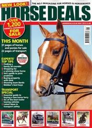 Tidningen Horse Deals 12 nummer