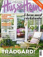 Tidningen Hus & Hem 14 nummer