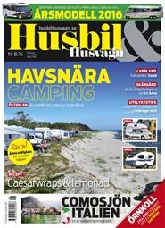 Tidningen Husbil & Husvagn 11 nummer