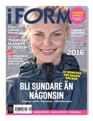 Tidningen iForm 12 nummer