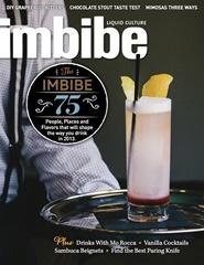 Tidningen Imbibe Magazine 6 nummer