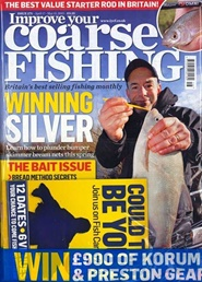 Tidningen Improve Your Course Fishing 13 nummer