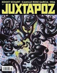Tidningen Juxtapoz Art & Culture Magazine 12 nummer