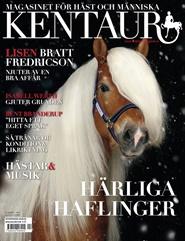 Tidningen Kentaur 4 nummer