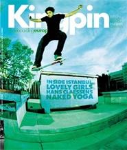 Tidningen Kingpin Magazine 12 nummer