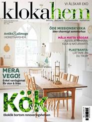 Tidningen Kloka Hem 6 nummer