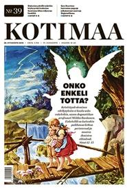 Tidningen Kotimaa 52 nummer