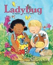 Tidningen Ladybug 9 nummer