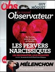Tidningen Le Nouvel Observateur 52 nummer