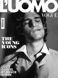 Tidningen L´uomo Vogue 10 nummer