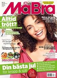Tidningen Må Bra 12 nummer