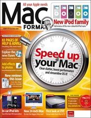 Tidningen Mac Format 13 nummer