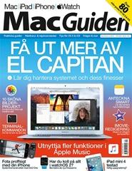 Tidningen MacGuiden  6 nummer