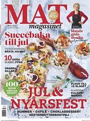 Tidningen Matmagasinet 7 nummer