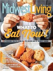 Tidningen Midwest Living 6 nummer