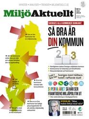 Tidningen Miljöaktuellt 10 nummer
