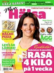 Tidningen Min Hälsa 6 nummer