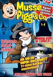 Tidningen Musse Pigg & Co 6 nummer