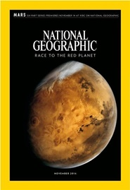 Tidningen National Geographic (US Edition) 12 nummer