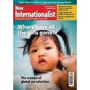 Tidningen New Internationalist 12 nummer