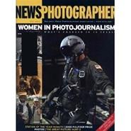 Tidningen News Photographer Magazine 10 nummer