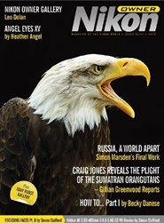 Tidningen Nikon Owner Magazine 4 nummer