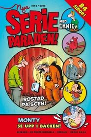 Tidningen Nya Serieparaden 3 nummer