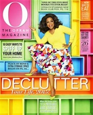 Tidningen O, The Oprah Magazine 12 nummer