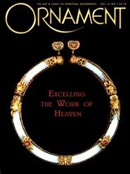 Tidningen Ornament Magazine 5 nummer