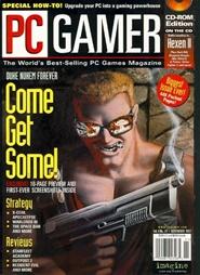 Tidningen Pc Gamer (UK Edition) 13 nummer