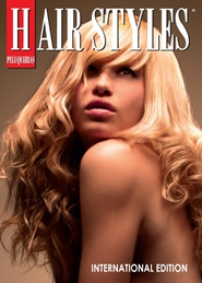 Tidningen Peluquerias Hair Styles 11 nummer