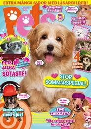 Tidningen Pets 12 nummer