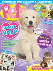 Tidningen Pets  10 nummer