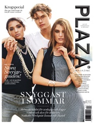 Tidningen Plaza Magazine 8 nummer