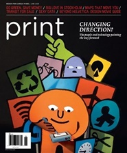 Tidningen Print Magazine 6 nummer