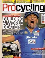 Tidningen Pro Cycling 13 nummer